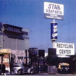 star scrap metal recycling center 1509 s bluff rd