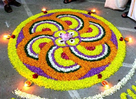 design flower rangoli diwali best diwali rangoli designs with flowers 2017