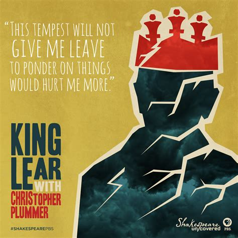 Printable Version Of King Lear | king lear playbill blog shakespeare uncovered pbs