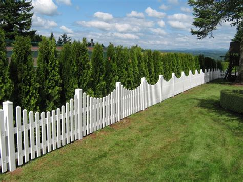 fences outdoor vinyl residential fencing salem lincoln city outdoor fence