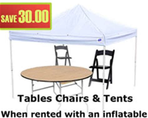table chair tent linen rental los angeles chair and table