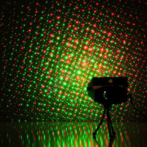 20pcs lot red green led mini laser stage lighting