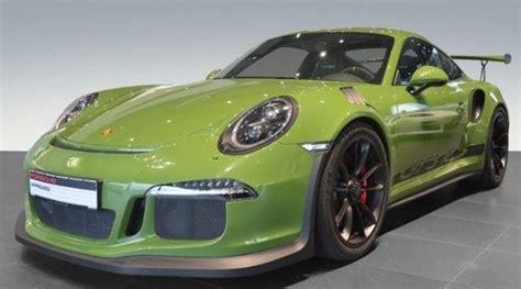 porsche gt3 green olive green porsche 911 gt3 rs quot alternative quot for