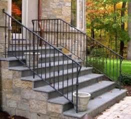 1000 ideas about outdoor stair railing on