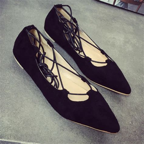 5 best dress shoes for flat korean style fashion pointy toe shoes strappy