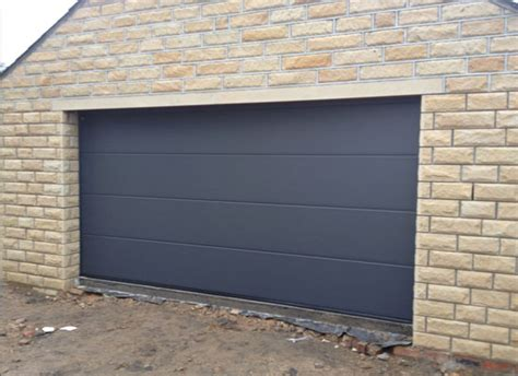 A P Garage Doors by Hormann Sectional Garage Door Installation Protec Garage