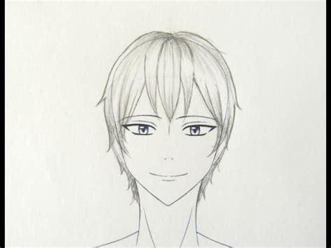 how to draw manga boy hairstyles 3 ways youtube
