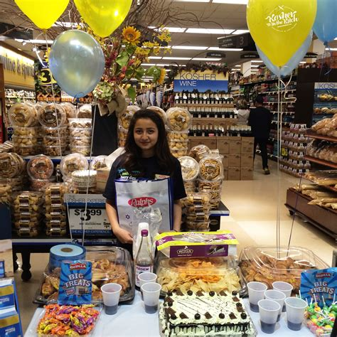 Ralphs Vons by Ralphs Kosher Passover Tour Review Giveaway Kosher