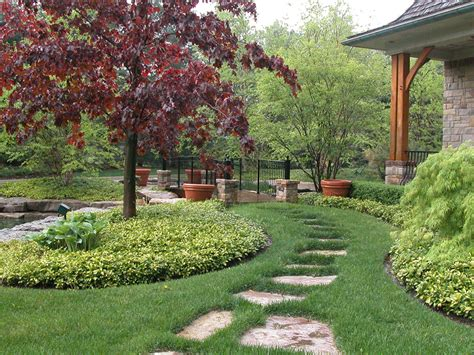 Landscape Pictures Residential Great Oaks Landscape Premier Novi Residential Landscapers