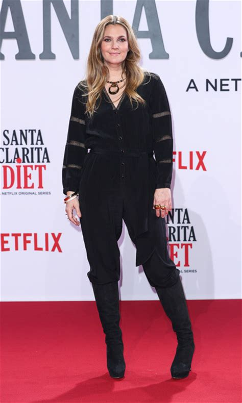 Drew Barrymore Weight Loss Diet And Workout by Drew Barrymore S New As A In Santa Clarita