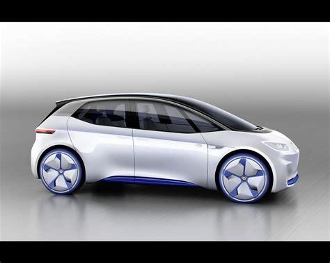 volkswagen electric concept volkswagen i d electric concept 2016