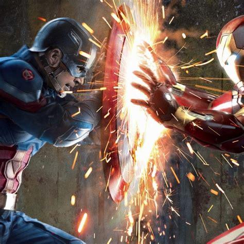 captain america vs ironman hd wallpaper 2048x2048 captain america vs iron man civil war ipad air