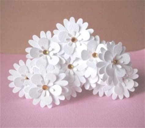 Flowers Paper Craft - paper flowers white paper and paper on
