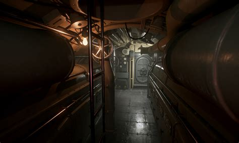 submarine interior per jeppsson 3d art