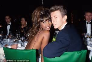 David Bowie?s wife Iman posts her own tribute on the day