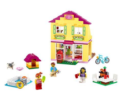 Mainan Anak Lego Duplo 10686 Family House family house 10686 juniors lego shop
