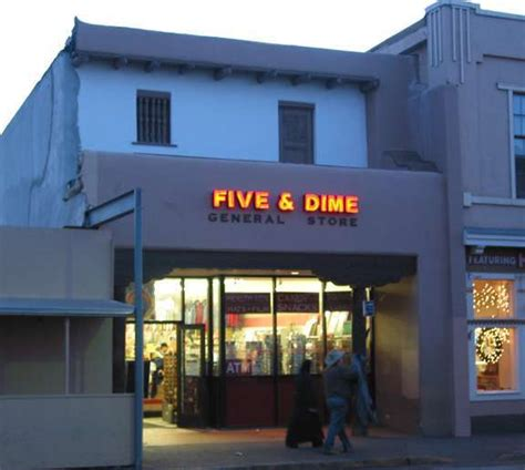 5 and dime store i m always gonna keep it gutter like a five and dime