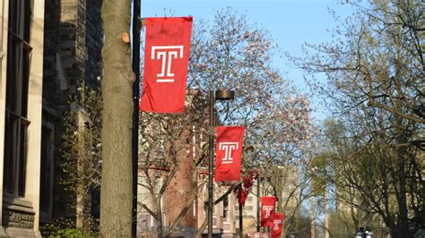 Temple Fox Mba Admission by Temple Completes Opens Renovated Student