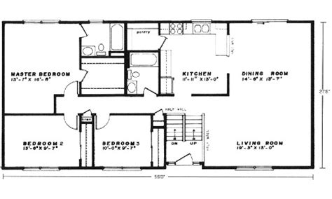 modular raised ranch floor plans raised ranch floor plans intended for aspiration