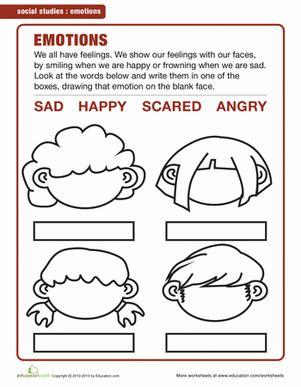 kindergarten social studies worksheets amp free printables