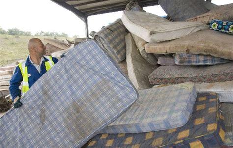 rid   mattress bay waste