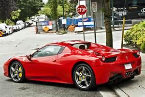 458 Spider Hardtop Convertible 2013 458 Italia Spider 2 Door Hardtop