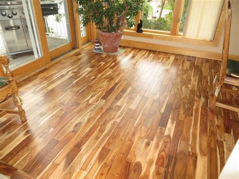 Acacia wood flooring in Toronto & Vaughan