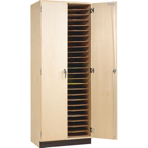 Paper/Drawing Board Storage Cabinet   Diversified