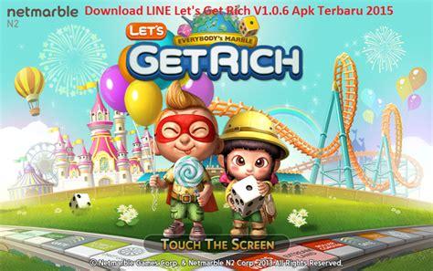 download game lets get rich mod apk versi terbaru download line let s get rich v1 0 6 apk terbaru 2015