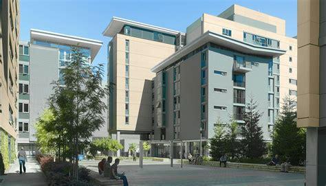 Sf Housing by Som Of California San Francisco Cus Housing