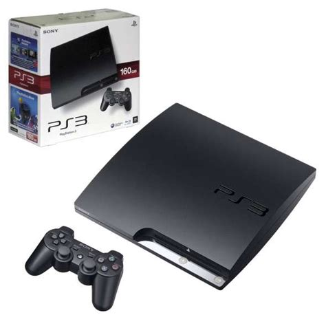 Ps3 160 Gb Port 4 Usb slim 160gb playstation 3 console the gamesmen