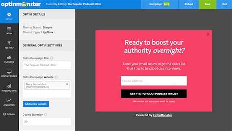 membuat web one page membuat opt in landing page 29 tool untuk membuatnya