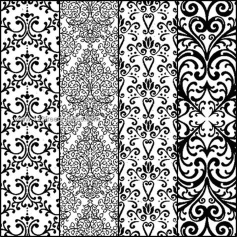 damask pattern brush damask pattern 2 photoshop lightning brushes