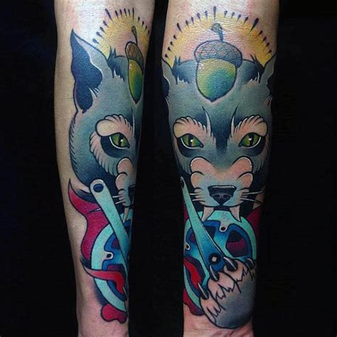 neo traditional animal tattoo 100 neo traditional tattoo designs for men refined ink ideas