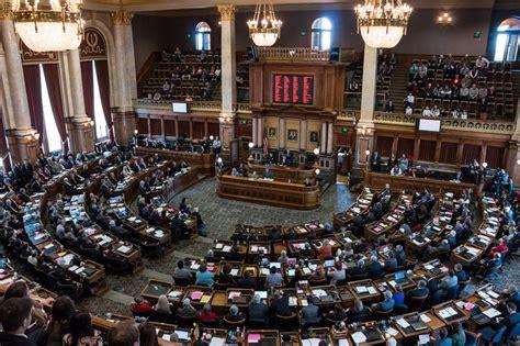 2015 Iowa Legislature Opening Day Iowa Public Radio