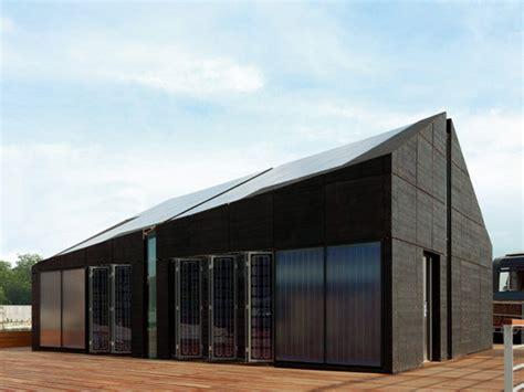 transportables haus living equia transportables solarhaus sonnenschutz