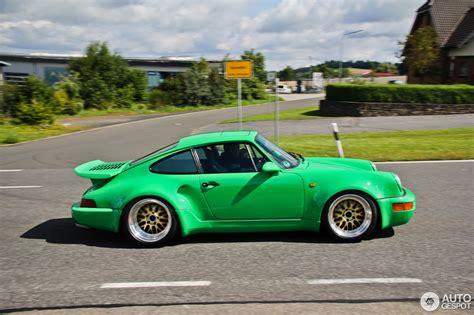 Porsche 964 Turbo S by Porsche 964 Turbo S 3 6 7 September 2014 Autogespot