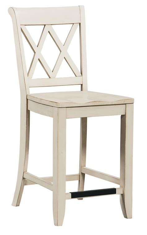 Bar Stool Height Standard by Standard Furniture Vintage Vanilla Counter Height Stool