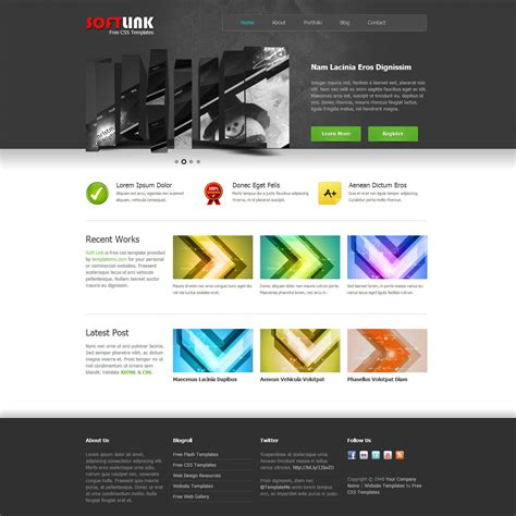 link template template 350 soft link