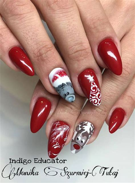 Nägel Weihnachten by 15 Gel Nails Designs Ideas 2016 Fabulous