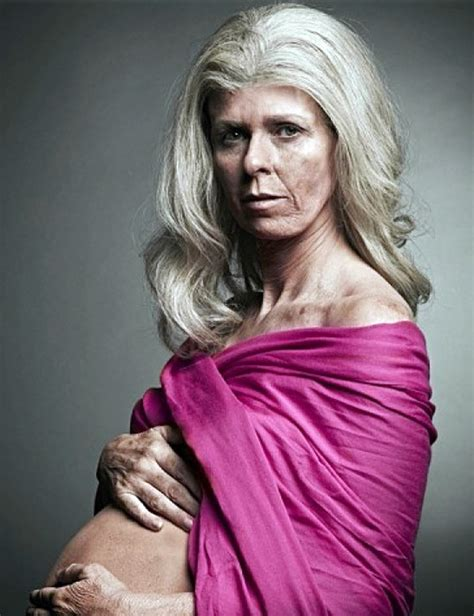 what does a normal 70 year old woman look like 70 and pregnant fertility caign stirs ire today com