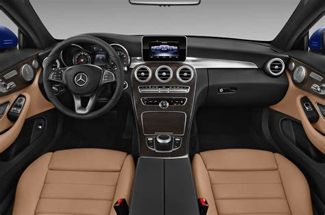 mercedes c class dashboard 2017 mercedes benz c class reviews and rating motor