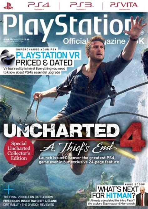 playstation official magazine uk edition