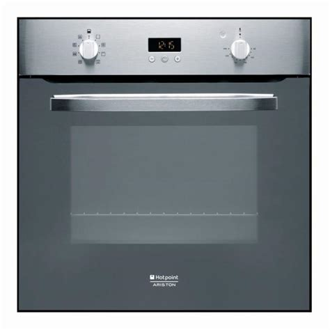 Four On A by Hotpoint Fhs 89 P M Ha Ix S Four Pyrolyse Achat