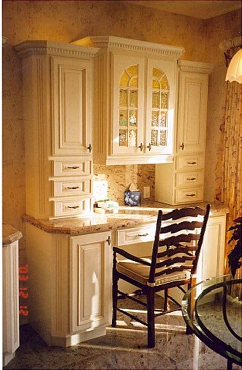 Kitchen Cabinets With Desk by Kitchen Desk Cabinets Kitchen Design Photos Alinea Designs