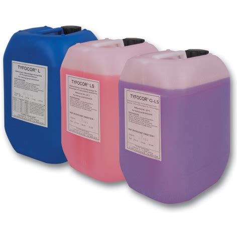 radiant heat ls for bathrooms tyfocor g ls 10l heat transfer fluid