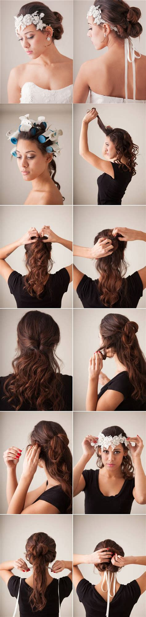 hairstyles with extensions tutorial real best 6 wedding hairstyle tutorial with 20 inch hair