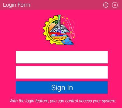 login (flat ui) java/mysql | free source code, tutorials