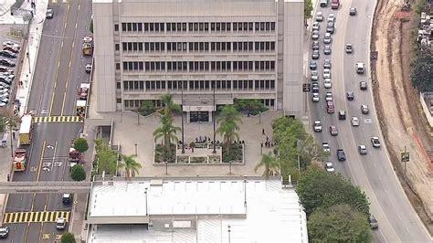 inglewood court house hazmat situation prompts evacuation of inglewood courthouse abc7 com