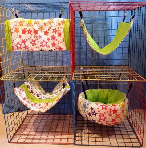 sugar glider bedding ferret rat sugar glider guinea pig hammock bedding set neon stars